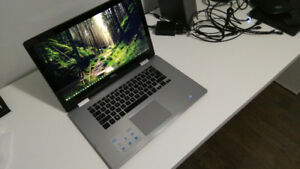 Dell Inspiron 15 7000 2 in 1, 16GB, 512 SSD, Core i7 7th gen.