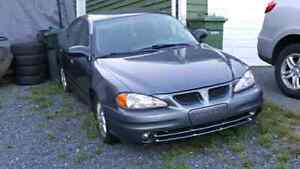 2005 grand am **only 135000 km**