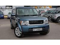 2011 LAND ROVER DISCOVERY 4 SDV6 GS LOVELY RARE METALLIC MAMARIS TEAL WI