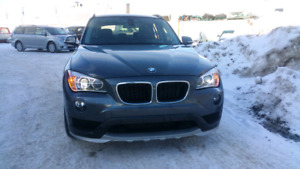 2014 BMW X1 AWD *1 owner *no accidents *xenon lights *pano roof