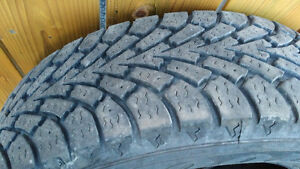 4 winter tires used only 2 winters