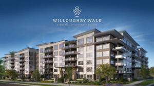 Willoughby Walk Brand New Apartments for Rent - Langley