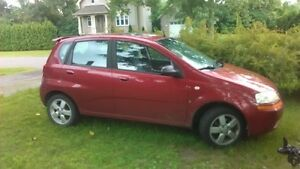 2007 Pontiac Wave /SE 5P Hatchback