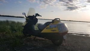 2004 Honda Helix 250