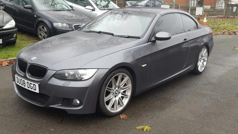 Bmw 320 320i M Sport Grey 2008 In Bilston West