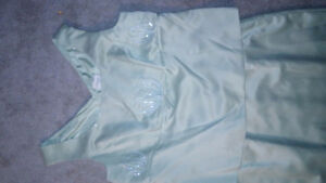 Beautiful Mint green mother of the bride/groom dress London Ontario image 3