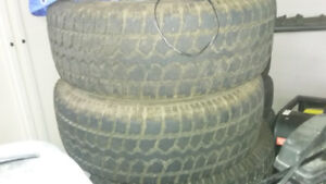 Winter Tires for Ford Expedition