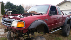 94 Ford Ranger project