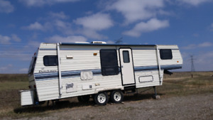 1993 Terry camping trailer | Travel Trailers & Campers