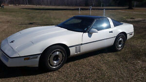 1984 Super Fun Corvette
