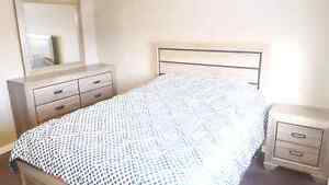 Queen Bed Set For Sale