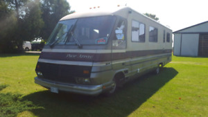 1989 Pace Arrow Motor Home