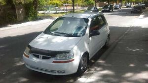 2005 Pontiac Wave Autre