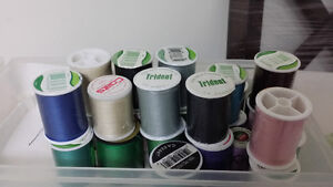 for sale brand new sewing thread different colour 32 Regina Regina Area image 3