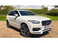 2018 Volvo XC90 D5 PowerPulse R-Design AWD Aut Automatic Diesel Estate