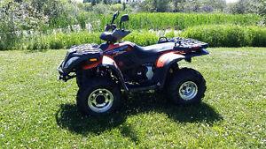 4 x 4 Linhai 300 SE ATV