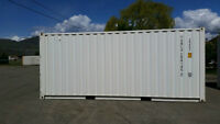 20FT New Storage Containers (Sea Cans)