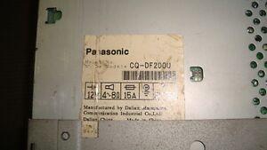 Car Stereo - CD Receiver - 45w - Panasonic Cambridge Kitchener Area image 2
