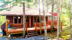 COZY AND PRIVATE FALCON LAKE CABIN RENTAL FROM JUNE TO SEPT 2019
