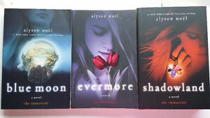 The Immortals Series - #1-3 bestselling books by Alyson Noel