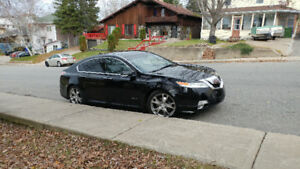 2010 Acura TL A-Spec Tech SH-AWD