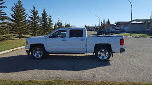 2014 Chevrolet Silverado 1500 chrome Pickup Truck
