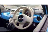 2011 Fiat 500 1.2 Lounge (Start Stop) Manual Petrol Hatchback
