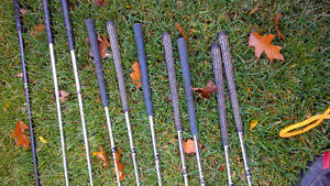 Golf Clubs - Set of Irons and Woods - XPC / Grand Slam Stratford Kitchener Area image 4
