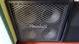 Bottom Randall RT412CX 100 Watts 4x12¨