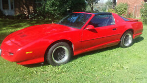 1991 Pontiac Firebird Trans-Am for sale