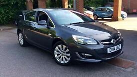 2014 Vauxhall Astra 1.6i 16V Elite 5dr Manual Petrol Hatchback