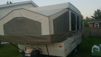 2009 Rockwood Tent Trailer  (1910 model) - with a add a room