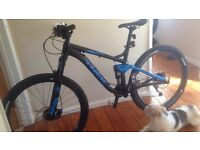 Trek EX7 fuel mountain bike