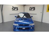 2001 Subaru Impreza 2.0 P1 Limited Edition 2dr
