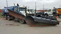 2003 Mack Granite Plow Truck