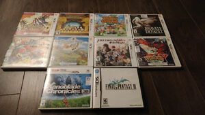 Nintendo 3DS Games (LOWERED PRICES)