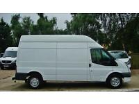 2010 FORD TRANSIT 2.4 TDCI LWB High Roof Van [140ps] NO VAT