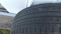 Toyo 225-65-17 Summer Tires
