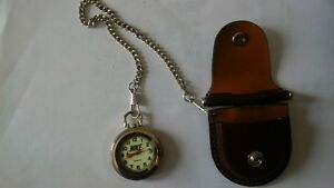 Nike pocket watch