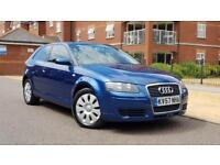 Audi A3 1.9TDI Special Edition 2007++Full Service History+Low Mileage
