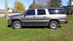 2001 Yukon XL 2500