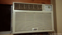 Whirlpool AC 12,000 BTU airconditioner - Moving out sale!