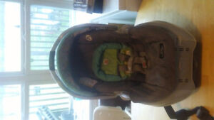 Graco Carseat and Base