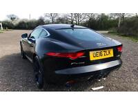 2016 Jaguar F-TYPE 3.0 Supercharged V6 S 2dr AWD Automatic Petrol Coupe