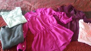 Lot vêtements filles 12 ans