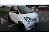 Smart fortwo 1.0 ( 70bhp ) ( s/s ) 2015MY Edition 1 11219 miles Shrewsbury