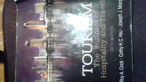 Tourism : The business of Hospitality and travel (textbook )