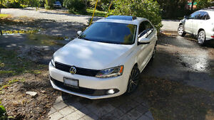 2013 Volkswagen Jetta Sportline 5-Speed w/upgrades, winter rims