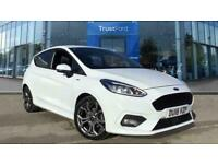 2018 Ford Fiesta ST-LINE With Privacy Glass Manual Hatchback Petrol Manual