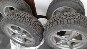 winter tires 225 60R17